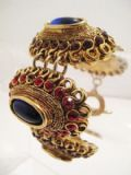 Signed piece Claire Deve Paris 1980's vintage bracelet **SOLD**